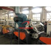 Buy cheap Corrugated Cardboard Single Facer Machine , Corrugation Machine High Efficiency from Wholesalers