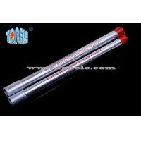 Buy cheap 20mm GI Pipe Galvanized Steel BS4568 Conduit from Wholesalers