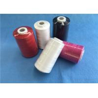 China 100 Polyester Spun Sewing Thread for Jeans , Free Sample Offered Core Spun Thread on sale