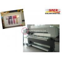 Buy cheap CMYK Sublimation Printing Machine Fabric Digital Textile Printing Machine from Wholesalers