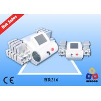 Buy cheap Mitsubishi Diodes Lipo Laser Slimming Machine For Fat Reduction Treatment from Wholesalers