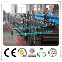China Steel Trunking Roll Steel Silo Forming Machine Galvanized Cable Trays factory