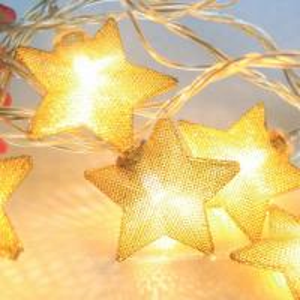 China Flicker Decorative LED String Lights LED Starry String Lights Home Decoration factory