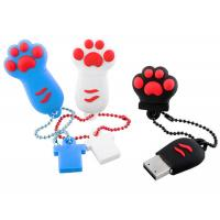 Buy cheap 16GB silicon bracelet usb flash drive from wholesalers