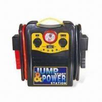 Buy cheap Jump Starter with Air Compressor and 900A Peak Current from Wholesalers