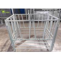 Buy cheap Metal Livestock Sheep Fence Panels Field Farm Fence Gate Corral Panels from Wholesalers