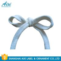 China Polyester Woven Tape Cotton Webbing Straps For Garment / Bags factory