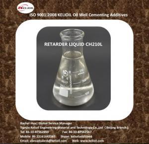 Manufacturer of Cement Retarder Moderate Temperature Type CH210L