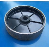 China Lapidary tools Rubber Electroplated Diamond Lapping Wheels for glass , sapphair, Jade factory