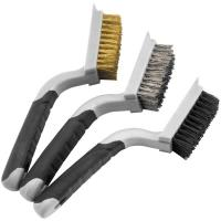 Buy cheap high quality deck brush for deck weed cleaning from Wholesalers