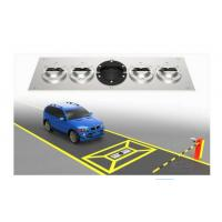 China Durable Explosive Detector Under Vehicle Inspection System With Car Plate Recognition factory