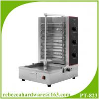 Buy cheap Restaurant Stainless Steel Electric Shawarma / Kebab Grill from Wholesalers