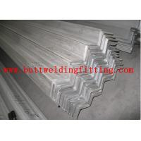 Buy cheap 316 Stainless Steel Bars Steel Angle Bar AN 8550 Size 50×50×6MM×6M from Wholesalers