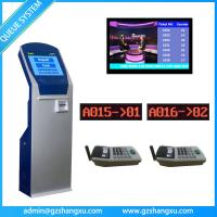 Quality Bank/Hospital/Embassy/Telecom and etc Customer Service Counter LCD Display Queuing System wholesale