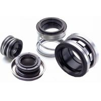 China High Precision Mechanical Water Seal / Water Pump Mechanical Seal Low Porosity factory