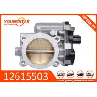 Buy cheap Engine Cylinder Block Electronic Throttle Body Assembly 12615503 12595829 ETP112 from wholesalers