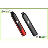 Buy cheap Dry Herb E Cig , 2200mah Herbal Titan Vaporizer With Three Fahrenheit Degrees Adjustable and Black Color from Wholesalers
