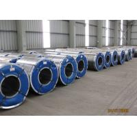 Buy cheap Zinc Coating Hot Dipped Galvanized Steel Coils For Construction 750 Mm Spangle from Wholesalers