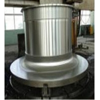 China Heavy Duty CITIC HIC Machine Parts Mining Ball Mill 42CrMo Steel Hollow Shaft factory