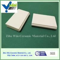 China 92% alumina ceramic chip/tiles with low price square meter factory