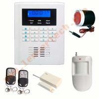 China Diy Type Home GSM Alarm system on sale