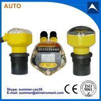 Buy cheap Low Cost digital open channel flow meter integrated/divided type from Wholesalers