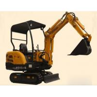 Buy cheap Yuchai mini excavator YC13-8 YC15-8 orchard ditch digger hot sell export from Wholesalers