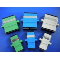 China Chinese Fiber Optic Manufacturer: SC SM/MM Simplex/Duplex Fiber Optic Coupler on sale