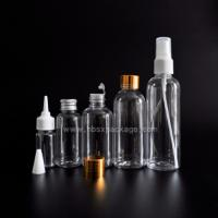 China worldwide popular PET plastic bottle for e-liquid with different volume and colors factory