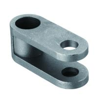 Carbon steel twin connector precision metal casting for electric tools