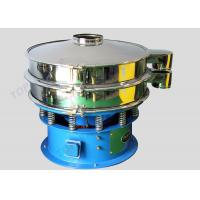 Color optional for sale Low Noise Competieve Price Sand Rotary Vibration Sifting machine