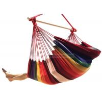 Buy cheap Large Single Person Garden Swing Brazilian Style Hammock Chair With Stand Poly from wholesalers