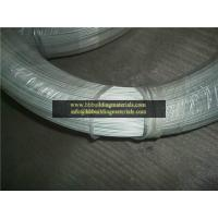 High quality electro galvanized iron wire for wire fencing production