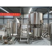 China 500L 5BBL Stainless Steel 304 Brewing Equipment Turnkey Project for Micro Brewery factory
