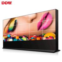 China Narrow Bezel DDW LCD Video Wall Monitor Ultra Thin 8 Bit 16M Color Support Variety Signal Ports factory