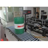 Buy cheap single hozzle 200L weight filling machine olive oil filling machine from Wholesalers