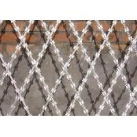 Buy cheap Soft Concertina Razor Barbed Wire (SX-0113) from wholesalers