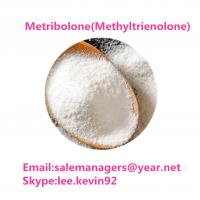 Buy cheap Metribolone / Methyltrienolone Raw Steroid Powders For Body Building from Wholesalers