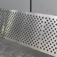 China Customized Aluminium Wall  Panel Metal Building Material Aluminum  Fence Panels on sale