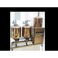 China Experienced Diy Home Beer Brewing Equipment Brewery 100L 50L With PLC Control System factory