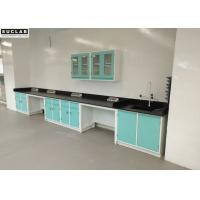 Buy cheap Hospital Chemical Steel Lab Furniture Acid Alkali Resistant Benchtops from Wholesalers
