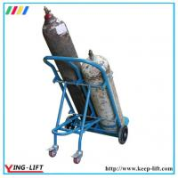 Buy cheap Wearing-resisting Usage Double Gas Cylinder Hand Trolley TY130 from Wholesalers