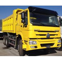 Buy cheap Sinotruck HOWO Second Hand Truck WIth Strong Engine from Wholesalers