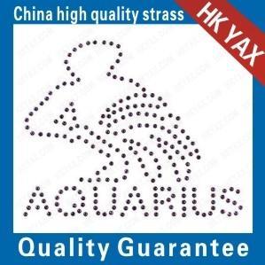 Buy cheap china wholesale rhinestone hot fix motifs;china factory hotfix motifs;new design motif hotfix from wholesalers