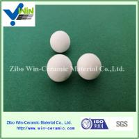 China High quality/hardness/strength/density alumina ceramic packing ball for tower factory