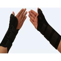 China Classical Breathable Foam Wrist Brace with Thumb Splint factory