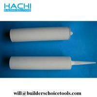 China 270ml empty plastic cartridge with nozzle  with good quality and cheap price factory