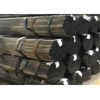 China Oiled Painted Round ASME SA249 Annealed Pipe factory
