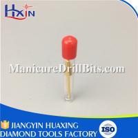 High Hardness Small Flame Carbide Nail Drill Bits Professional Use Only Anti - Wear