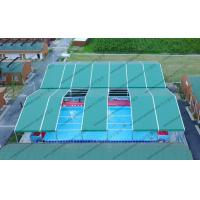 Buy cheap High Tech Aluminum Waterproof  Sport Event Tents for Swimming Pool from Wholesalers